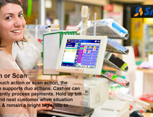 Smart POS and F&B System